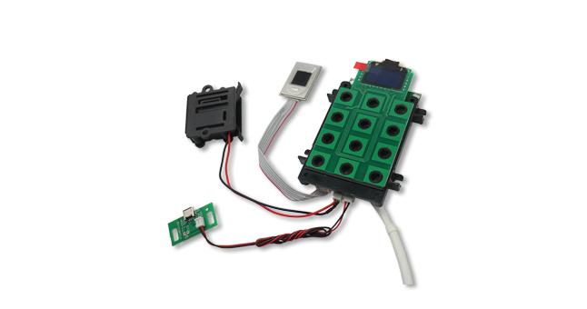 主要产品:指纹锁电路板,全自动指纹锁电路板方案,智能门锁方案等.