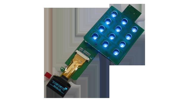 全自动红外锁方案ZC1761