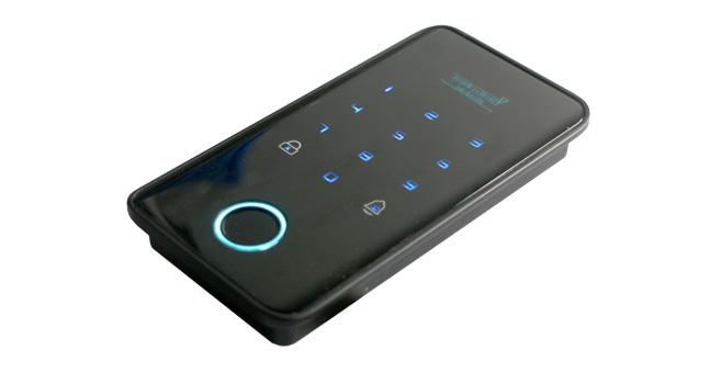 温州科技公司——嵌入式指纹锁方案