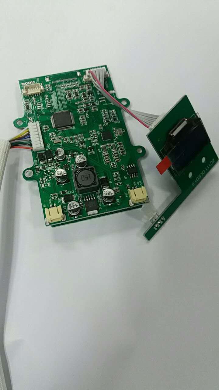 产品标题:zc111 全自动指纹锁电路板