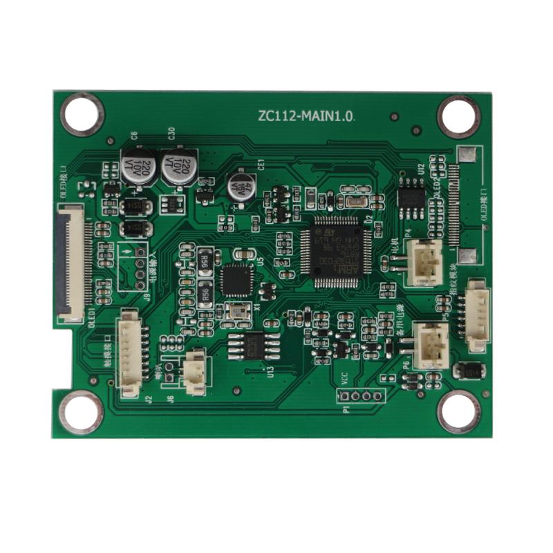 ZC112指纹锁主板