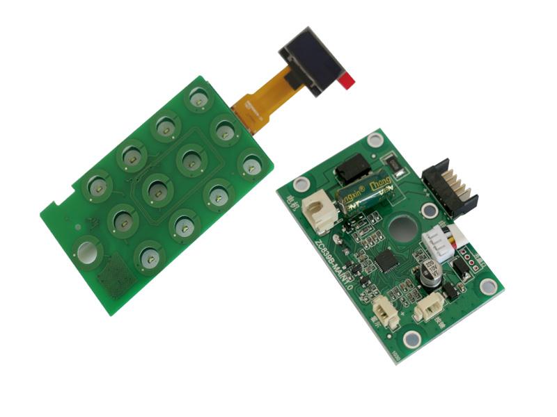 指纹锁线路板ZC8391