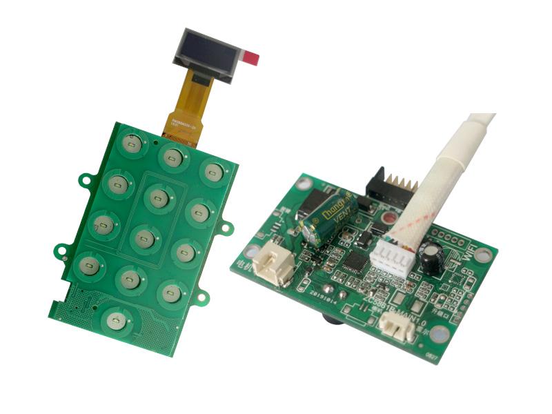 指纹锁线路板ZC5861A-B